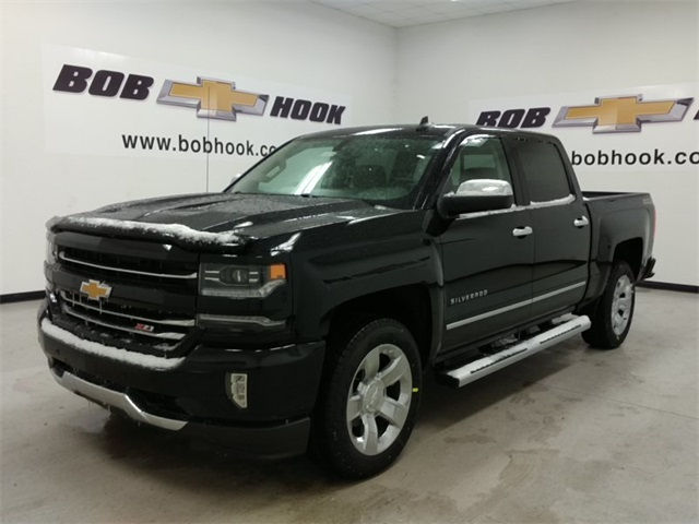 2017 Silverado 1500 Crew Cab 4x4, Pickup #170479 - photo 3