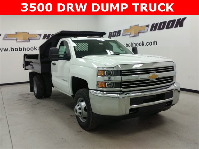 2017 Silverado 3500 Regular Cab 4x4 #170528 - photo 1