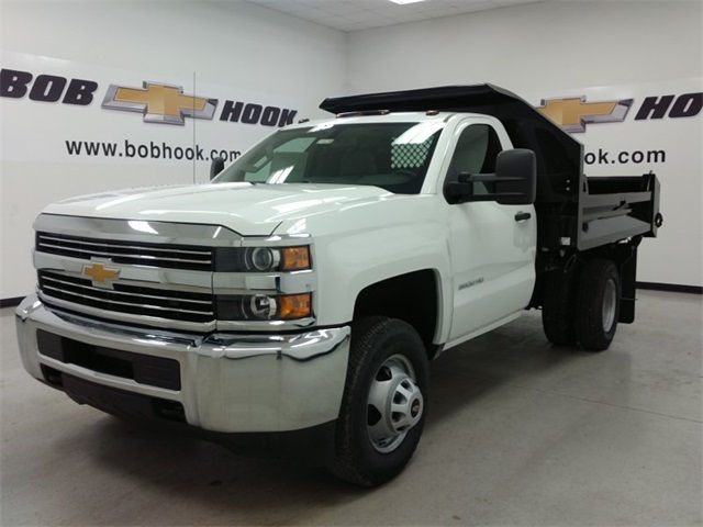 2017 Silverado 3500 Regular Cab 4x4 #170528 - photo 5