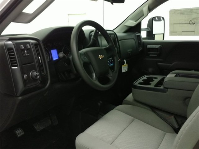 2017 Silverado 3500 Regular Cab 4x4, Knapheide Dump Body #170528 - photo 9