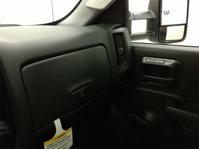 2017 Silverado 3500 Regular Cab 4x4, Knapheide Dump Body #170528 - photo 12