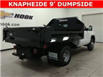 2017 Silverado 3500 Regular Cab 4x4, Knapheide Dump Body #170528 - photo 1