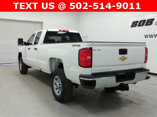 2017 Silverado 2500 Double Cab 4x4, Pickup #170535 - photo 4