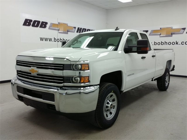 2017 Silverado 2500 Double Cab 4x4, Pickup #170535 - photo 5