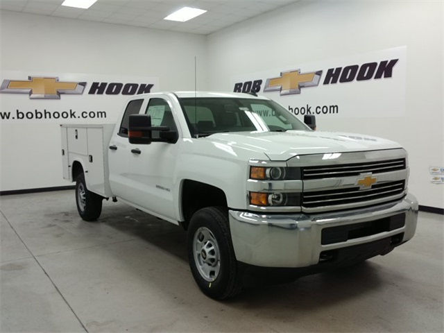 2017 Silverado 2500 Double Cab, Knapheide Service Body #170541 - photo 3