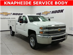 2017 Silverado 2500 Double Cab, Knapheide Service Body #170541 - photo 1