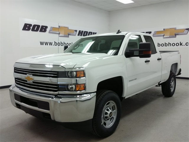 2017 Silverado 2500 Double Cab 4x4, Pickup #170597 - photo 5