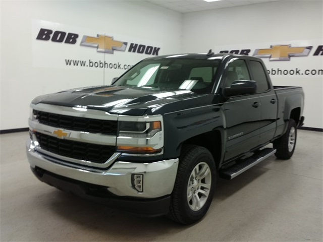 2017 Silverado 1500 Double Cab 4x4, Pickup #170644 - photo 5