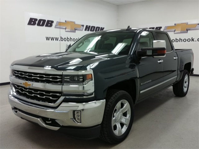 2017 Silverado 1500 Crew Cab 4x4, Pickup #170650 - photo 3
