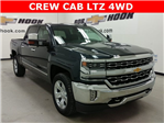 2017 Silverado 1500 Crew Cab 4x4, Pickup #170650 - photo 1