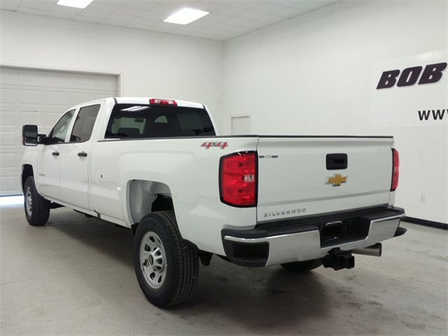 2017 Silverado 2500 Crew Cab 4x4, Pickup #170656 - photo 2