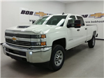 2017 Silverado 2500 Crew Cab 4x4, Pickup #170656 - photo 1