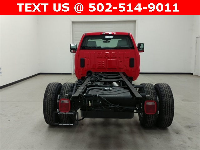 2017 Silverado 3500 Regular Cab 4x4, Cab Chassis #170672 - photo 3