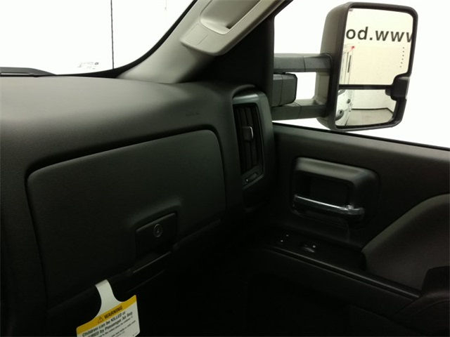 2017 Silverado 2500 Double Cab 4x4, Knapheide Service Body #170680 - photo 11