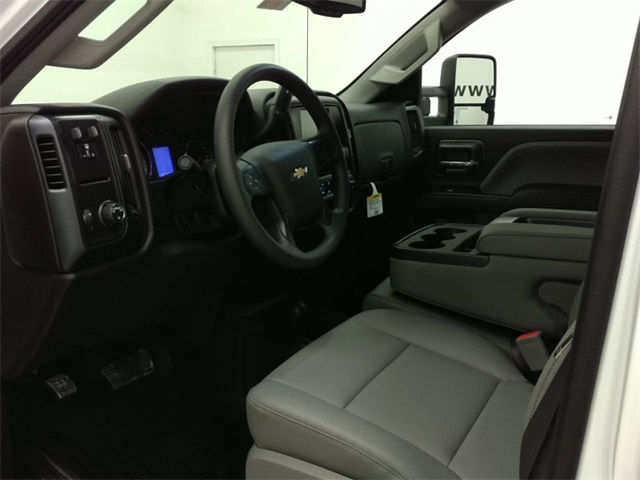 2017 Silverado 2500 Double Cab 4x4, Knapheide Service Body #170680 - photo 8