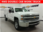 2017 Silverado 2500 Double Cab 4x4, Knapheide Service Body #170680 - photo 1