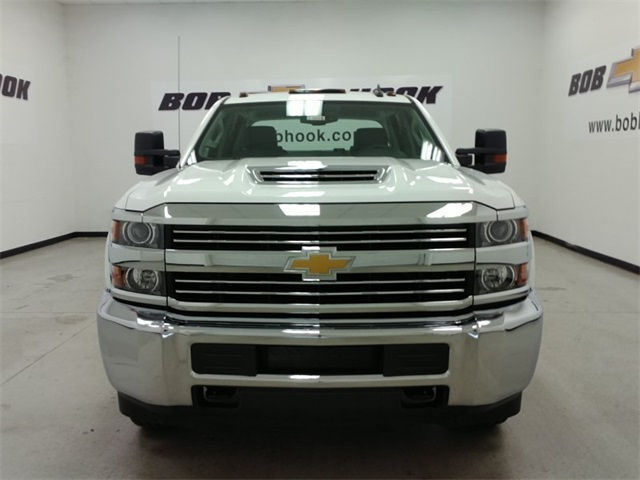 2017 Silverado 3500 Crew Cab 4x4, Palfinger Service Body #170688 - photo 6