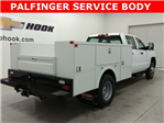 2017 Silverado 3500 Crew Cab 4x4, Palfinger Service Body #170688 - photo 1