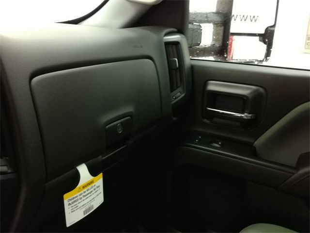 2017 Silverado 2500 Regular Cab, Monroe Service Body #170702 - photo 9