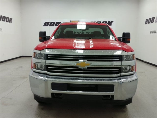 2017 Silverado 2500 Regular Cab, Monroe Service Body #170702 - photo 3