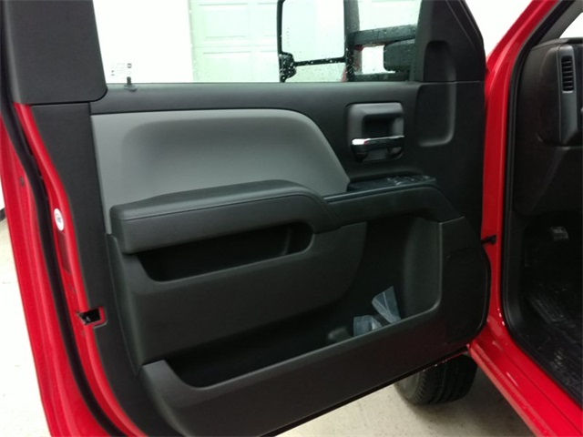 2017 Silverado 2500 Regular Cab, Monroe Service Body #170702 - photo 5