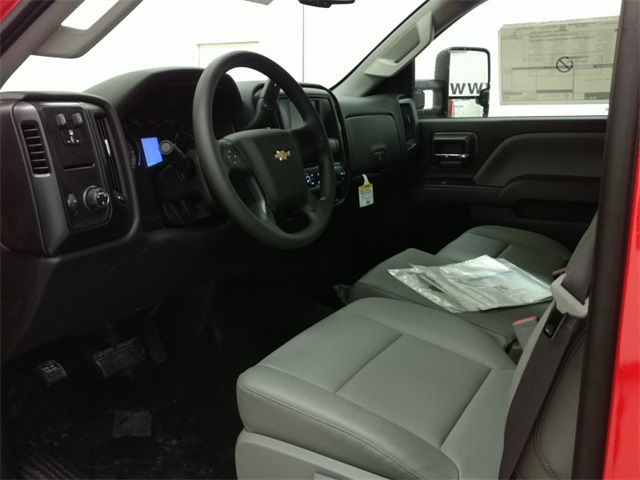 2017 Silverado 2500 Regular Cab, Monroe Service Body #170702 - photo 6