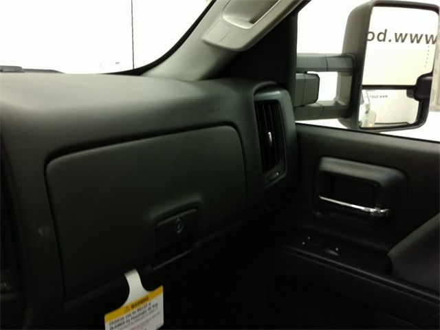 2017 Silverado 3500 Crew Cab 4x4, Hillsboro Platform Body #170718 - photo 12