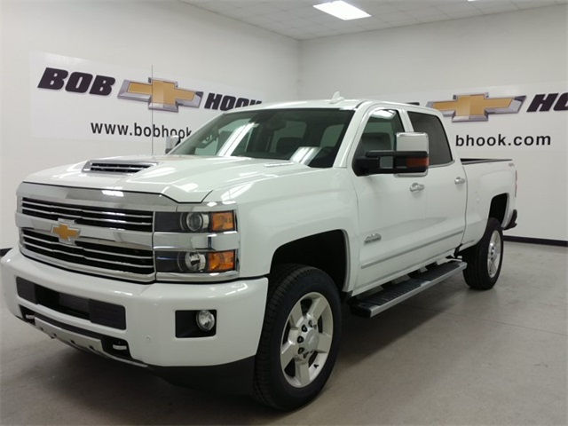 2017 Silverado 2500 Crew Cab 4x4, Pickup #170720 - photo 5