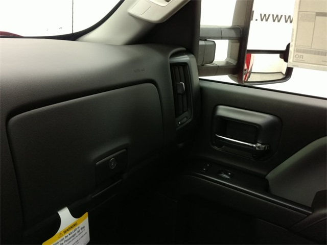2017 Silverado 2500 Regular Cab 4x4, Service Body #170729 - photo 12