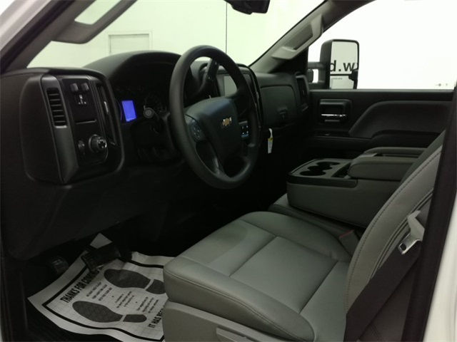 2017 Silverado 2500 Double Cab, Service Body #170748 - photo 9