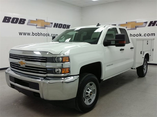 2017 Silverado 2500 Double Cab, Service Body #170755 - photo 5