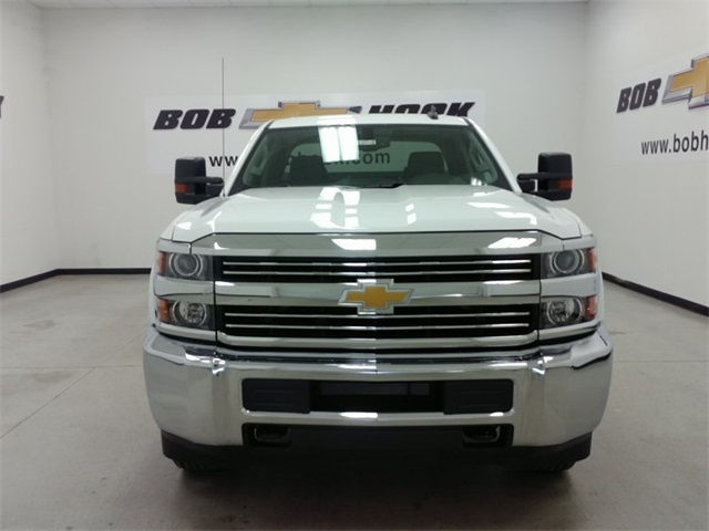 2017 Silverado 2500 Double Cab, Service Body #170755 - photo 6