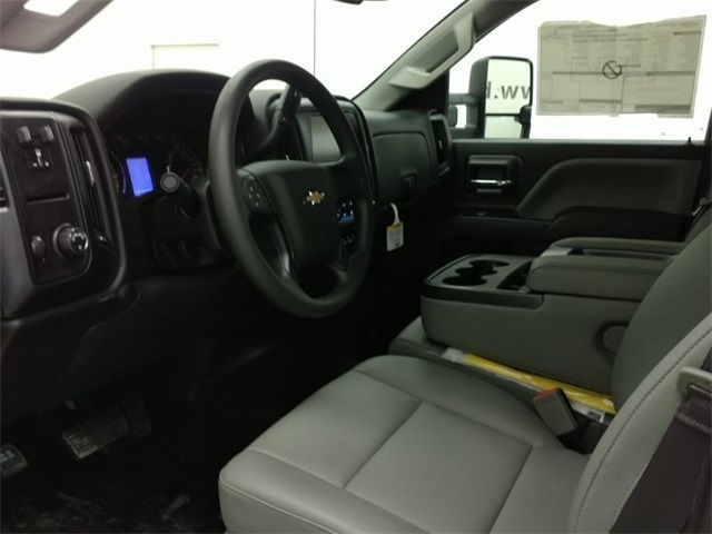 2017 Silverado 2500 Double Cab, Service Body #170755 - photo 9