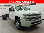 2017 Silverado 3500 Regular Cab, Cab Chassis #170758 - photo 1
