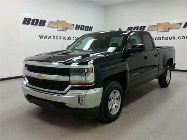 2017 Silverado 1500 Double Cab 4x4, Pickup #170759 - photo 6