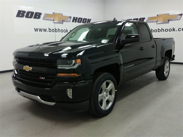 2017 Silverado 1500 Double Cab 4x4, Pickup #170760 - photo 5