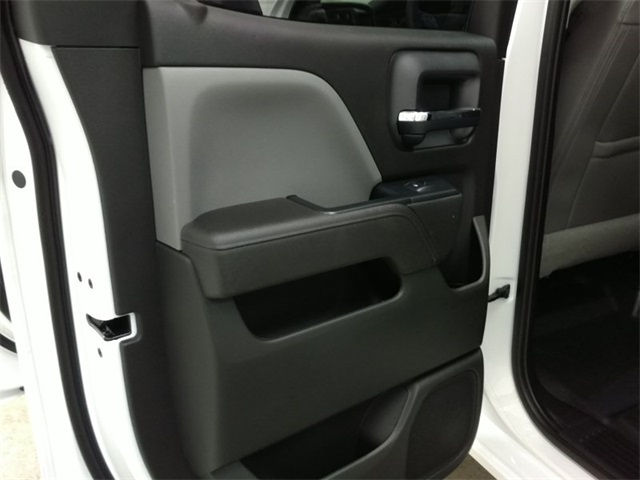 2017 Silverado 2500 Double Cab 4x4, Knapheide Service Body #170771 - photo 13