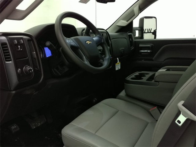 2017 Silverado 2500 Double Cab 4x4, Knapheide Service Body #170771 - photo 9