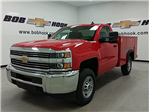 2017 Silverado 2500 Regular Cab, Monroe Service Body #170801 - photo 1