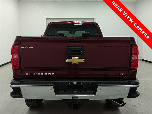 2017 Silverado 2500 Crew Cab 4x4, Pickup #170812 - photo 5