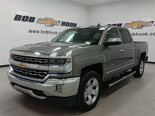 2017 Silverado 1500 Crew Cab 4x4, Pickup #170830 - photo 5