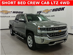 2017 Silverado 1500 Crew Cab 4x4, Pickup #170830 - photo 1
