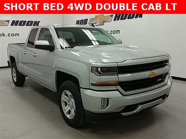 2017 Silverado 1500 Double Cab 4x4, Pickup #170831 - photo 3