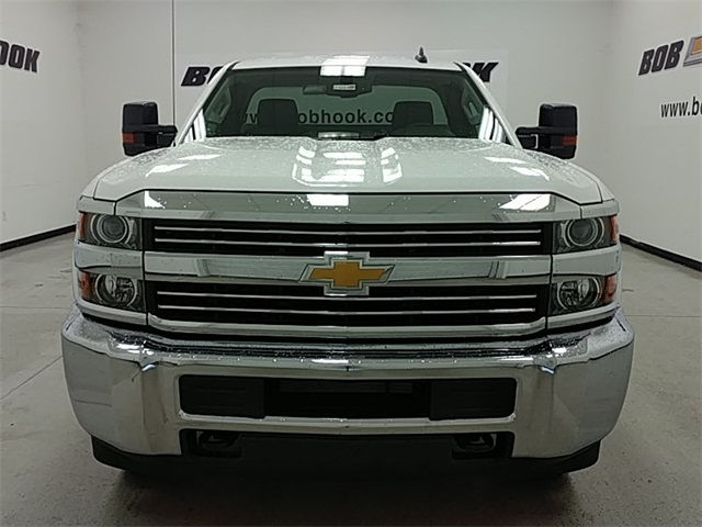 2017 Silverado 2500 Regular Cab 4x4, Monroe Service Body #170840 - photo 4