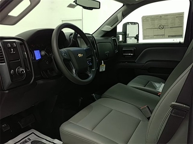 2017 Silverado 2500 Regular Cab 4x4,  Monroe Service Body #170840 - photo 9
