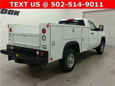 2017 Silverado 2500 Regular Cab 4x4, Monroe MSS II Service Body #170840 - photo 2