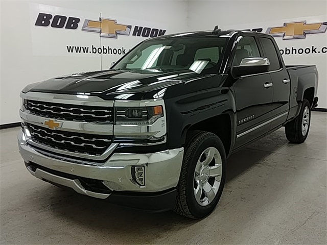 2017 Silverado 1500 Double Cab 4x4, Pickup #170844 - photo 5