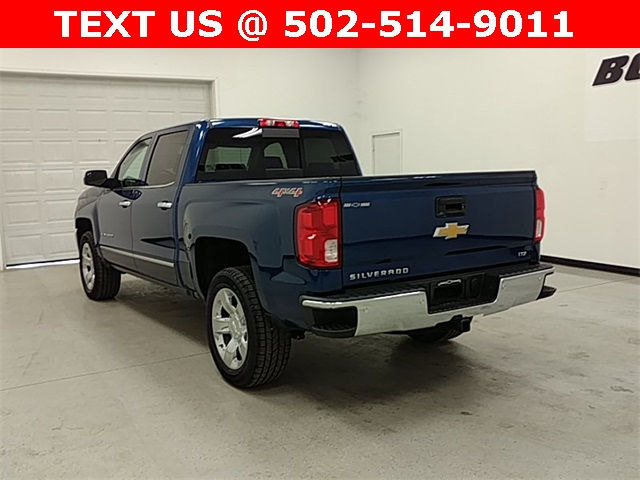 2017 Silverado 1500 Crew Cab 4x4, Pickup #170851 - photo 4