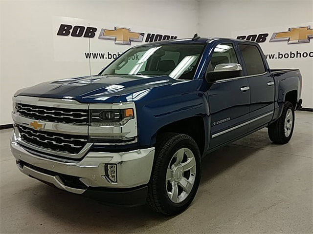 2017 Silverado 1500 Crew Cab 4x4, Pickup #170851 - photo 5