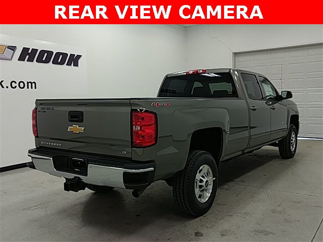 2017 Silverado 2500 Crew Cab 4x4, Pickup #170875 - photo 4